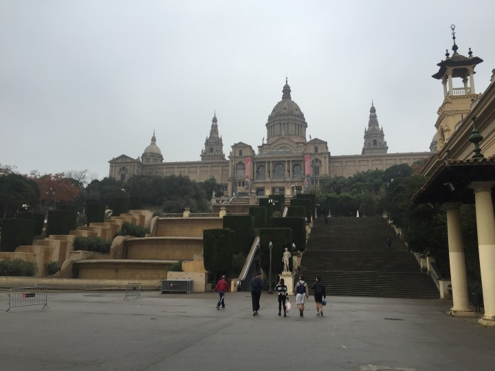 National Palace Barcelona