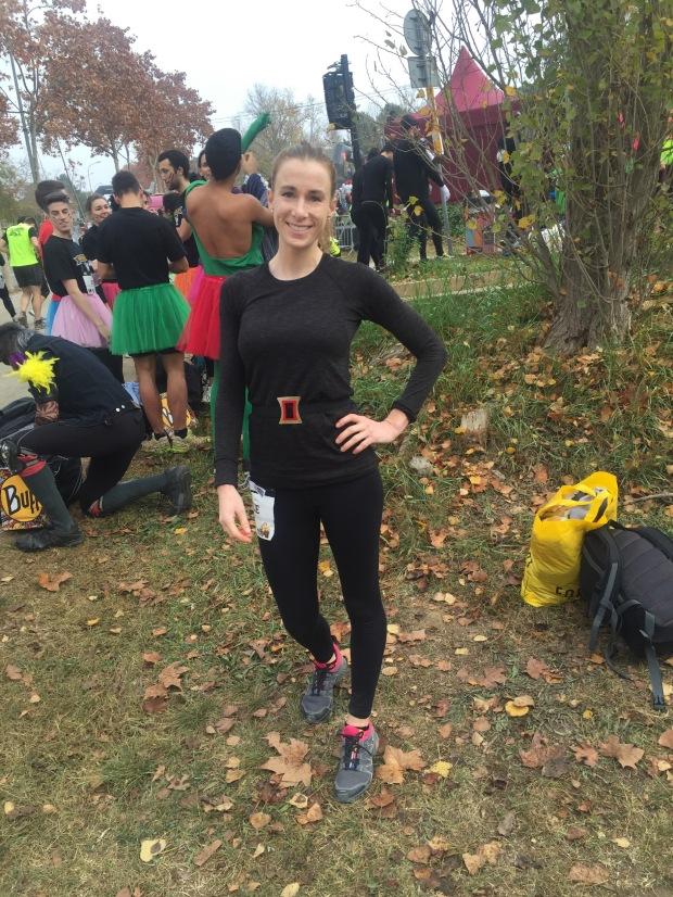 Buff Epic Run. Black Widow Costume