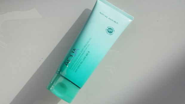 Nature Republic max soft peeling gel