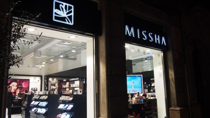Missha Barcelona