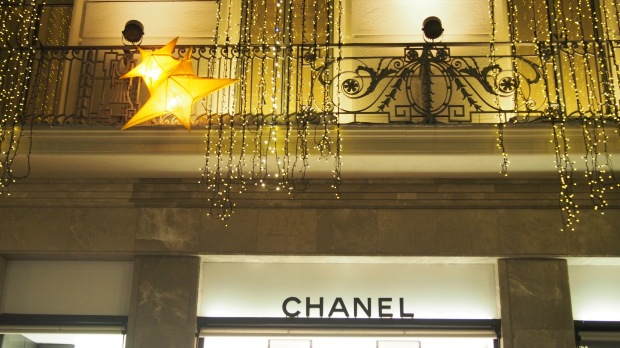 Majestic Hotel, Barcelona. Chanel