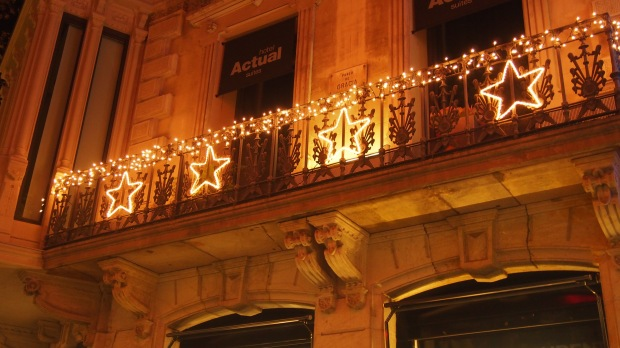 Christmas Lights, Passeig de Gracia