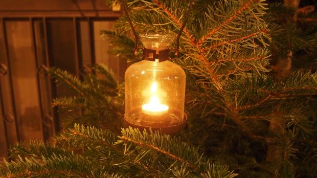 Christmas Tree Lights, El Borne
