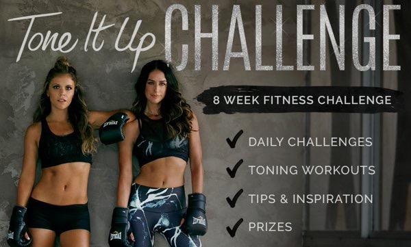 Tone It Up 2016 Challenge