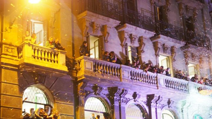Los Reyes Magos, Barcelona 2016