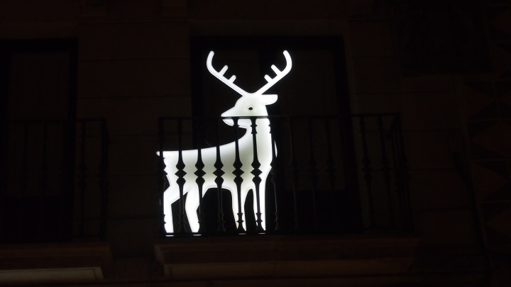 Christmas Reindeer El Borne