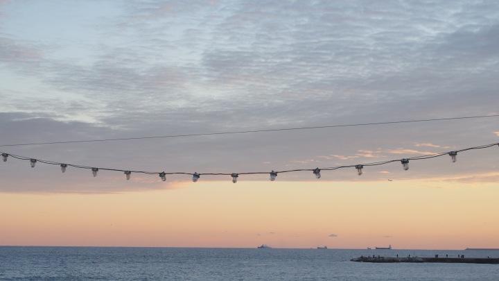 Sunset Poblenou Barcelona