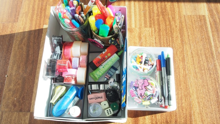 Stationery after