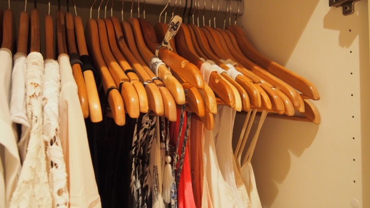 KonMari Method Wardrobe