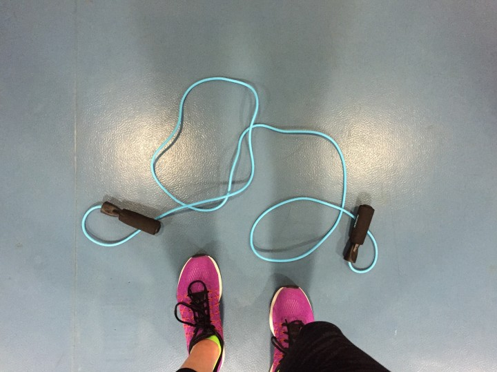 Decathlon skipping rope