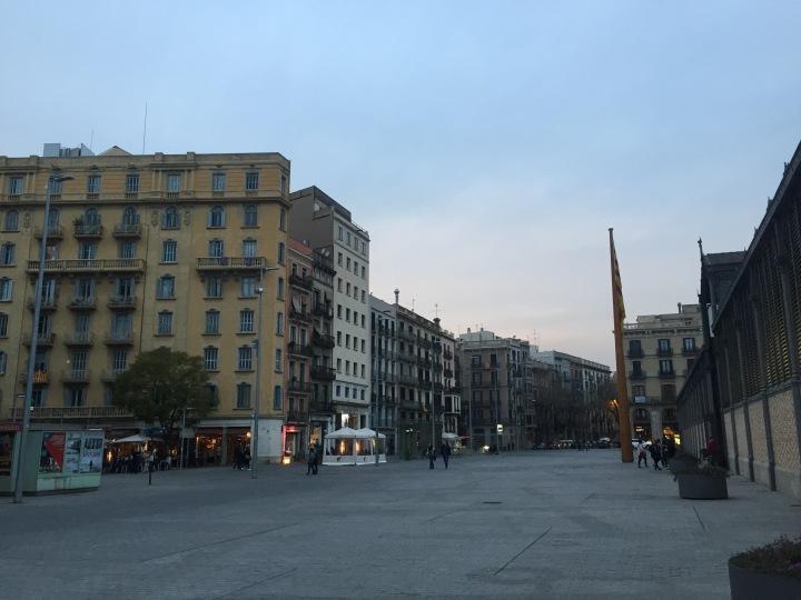 El Borne, Barcelona