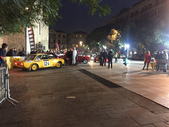 2016 Barcelona to Monte Carlo Rally