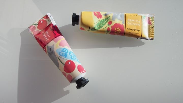 Missha LoveSecret Hand Cream