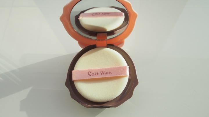Tony Moly Cat Wink Clear Pact
