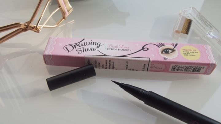 Etude House Drawing Show, Brush Liner Eyeliner