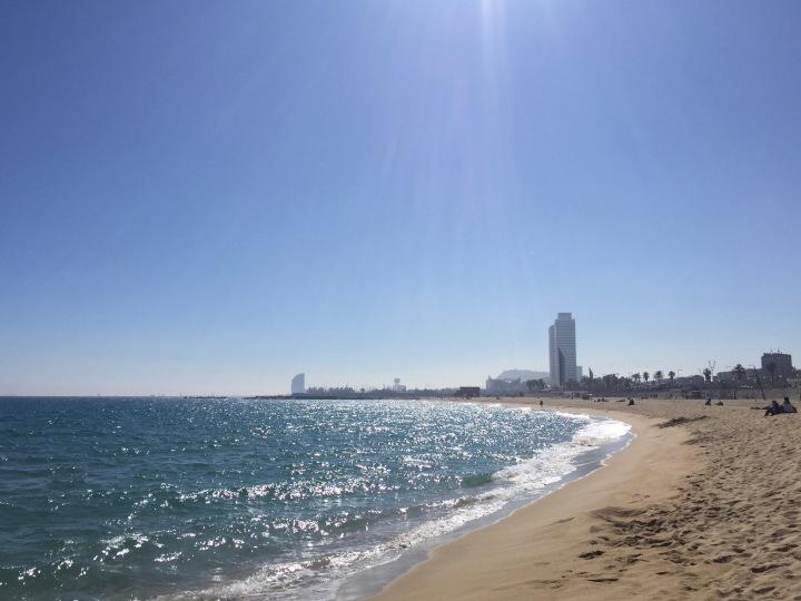 Beach runs