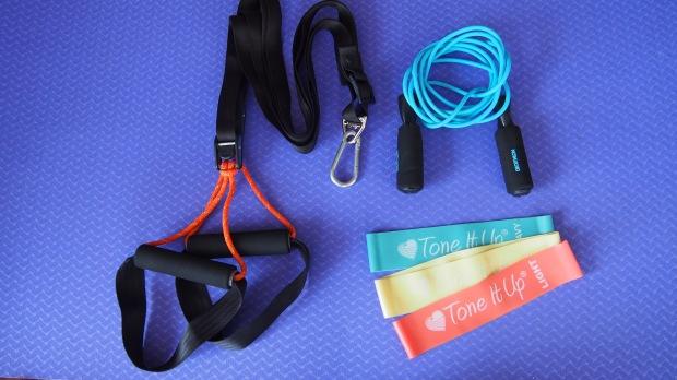 Favourite Portable Fitness Equipment
