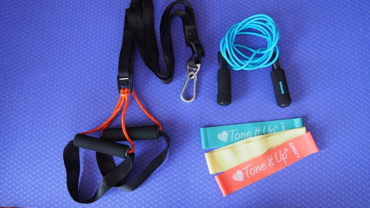 Favourite Portable Fitness Equipment