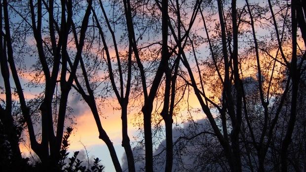 Spring 2016 1st Sunset