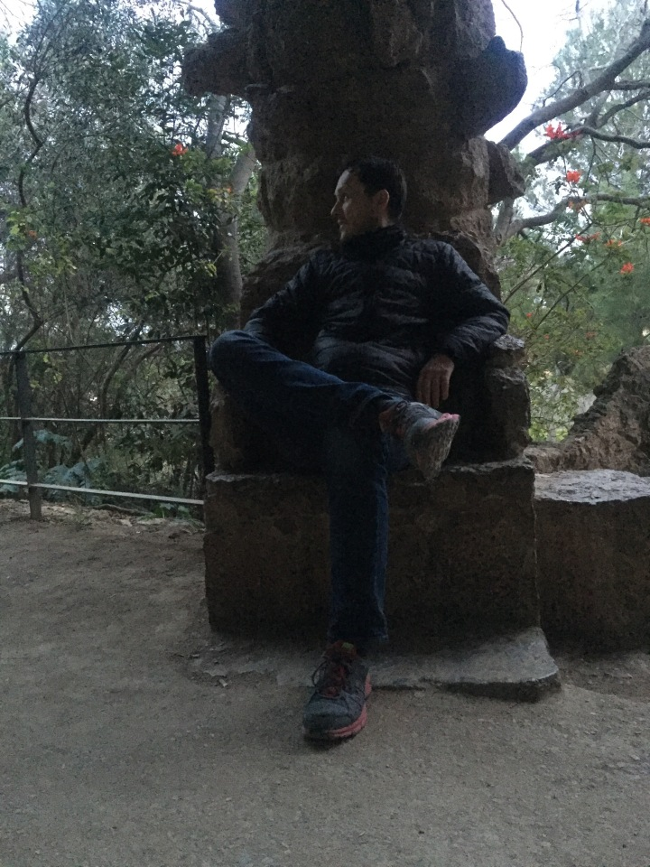 Game of Thrones Park Guell