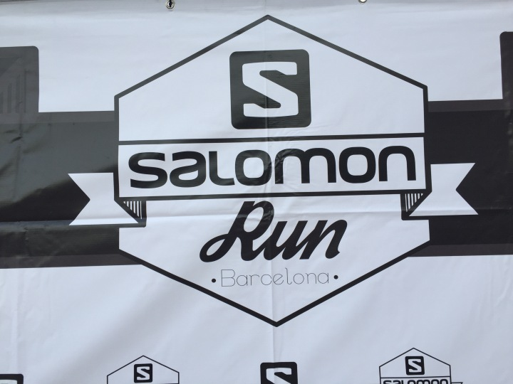 Salomon Run Barcelona 2016