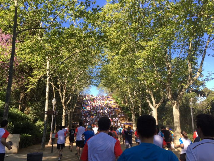 Salomon Run Barcelona 2016