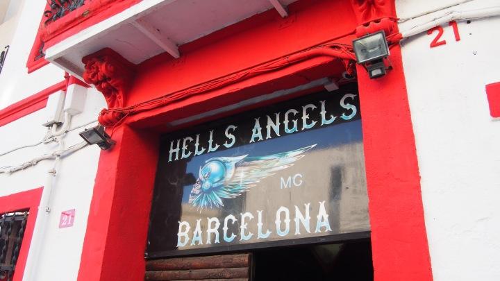 Hells Angels Barcelona