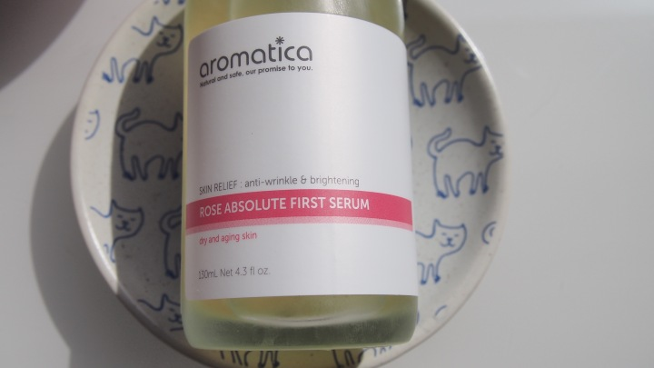 Aromatica Absolute First Serum