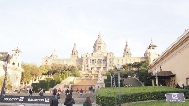 Palau Nacional Barcelona